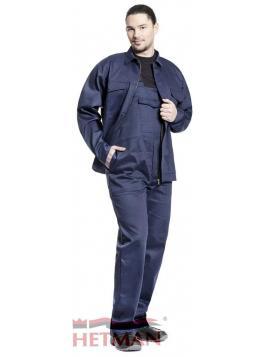 Ubranie dla spawaczy i zawodów pokrewnych Wzór 030 KS