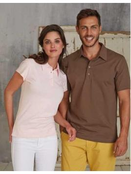 Mens Jersey Polo
