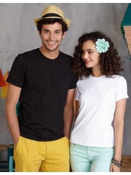 Maia Damen Rundhals T-Shirt