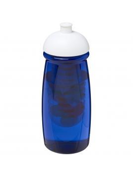 Bidon H2O Pulse® o pojemności 600 ml z wypukłym wieczkiem z możliwością przyrządzania wody smakowej