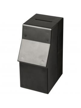 Skarbonka Capital w kształcie bankomatu wykonana z tworzywa sztucznego