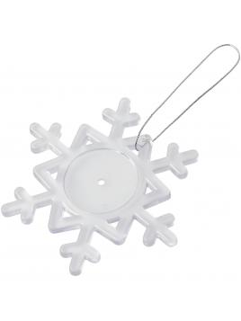 Ozdoba śnieżynka Elssa