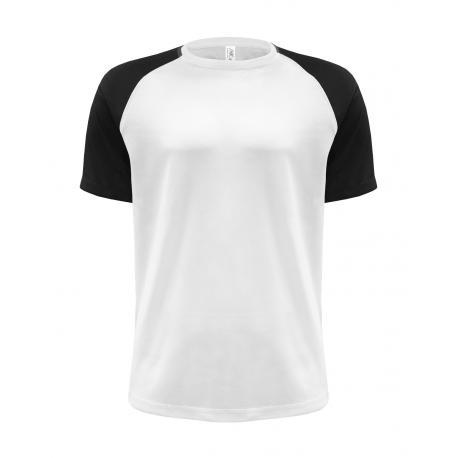 T-shirt sportowy męski CONTRAST MAN