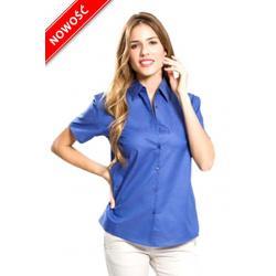 Koszula damska z krótkim rękawem