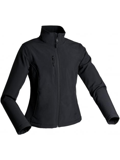 Scoop Softshell Black