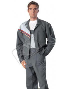 Bluza z paskiem serwisowa