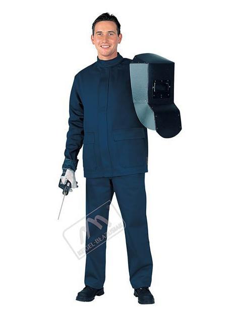 Męska bluza ochronna dla spawacza