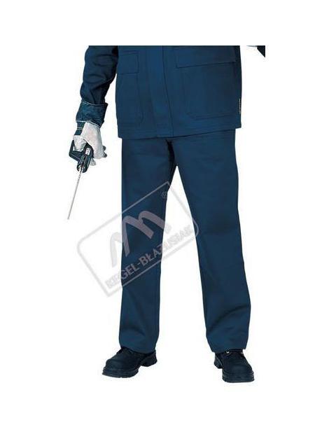 Spodnie ochronne pasa dla spawacza