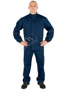 Spodnie ochronne do pasa dla spawacza