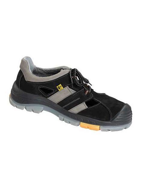 PÓŁBUTY(sandały) PRZEDSTAWIE chroniące przed efektem ESD