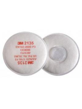 3M 2135 Filtr przeciwpyłowy P3