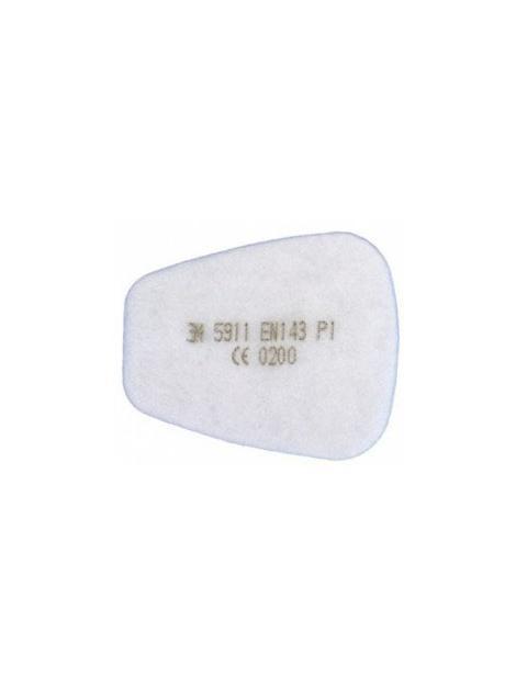 3M 5911 Filtr przeciwpyłowy - P1