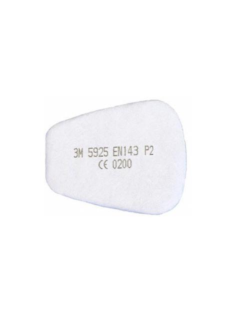 3M 5925 Filtr przeciwpyłowy P2