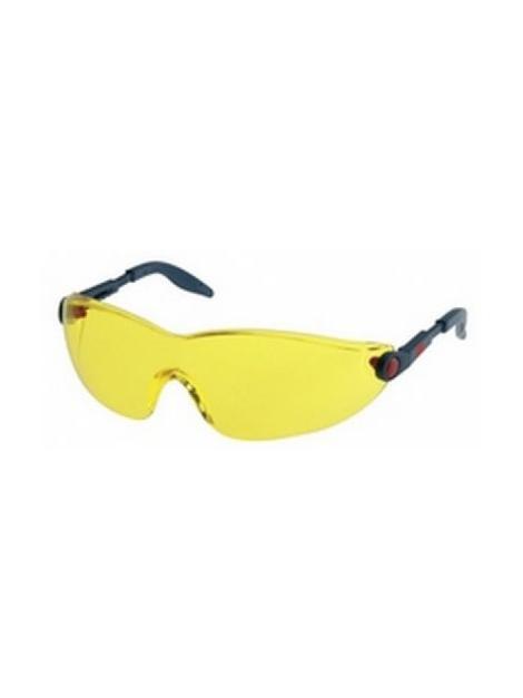 3M 2742 Okulary ochronne Żółte