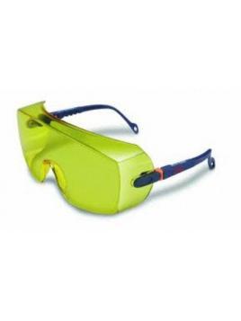 3M 2802 Okulary Ochronne żółte