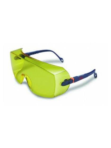 3M 2802 żółte Okulary Ochronne