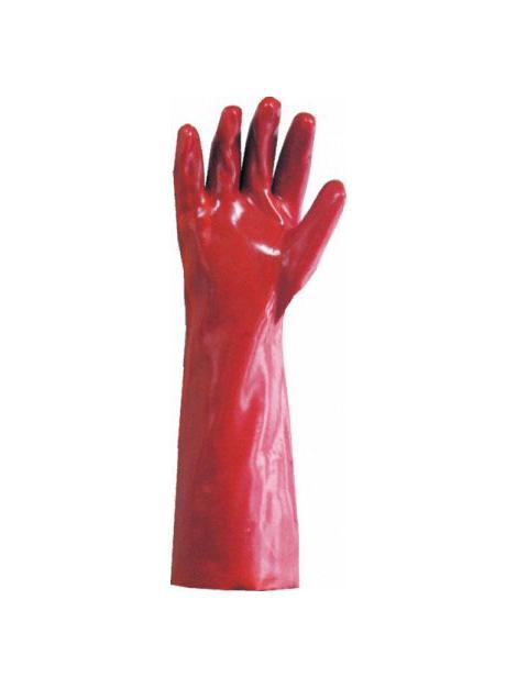 Rękawice Powlekane Polyred 60
