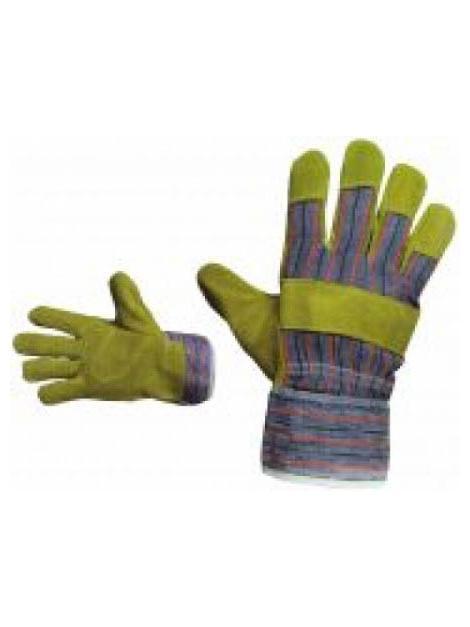 Żółte rękawice PLS1