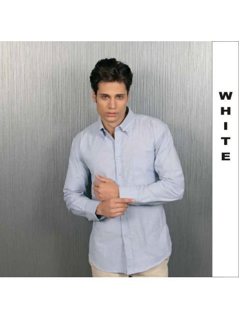 Koszula męska CASUAL SHRA LS