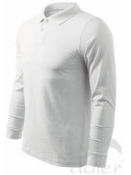 Koszulka polo męska Single J.180 LS