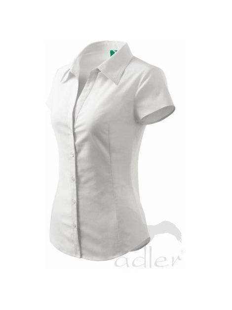 Koszula damska z krótkim rękawem bluzki