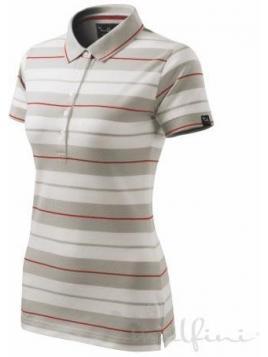 Malfini Koszulka polo Perfection striped