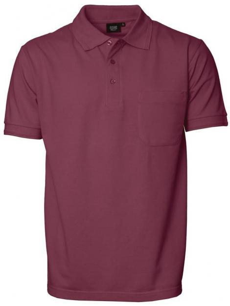 Koszulka polo PRO zużycie