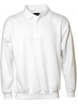 Classic polo sweatshirt