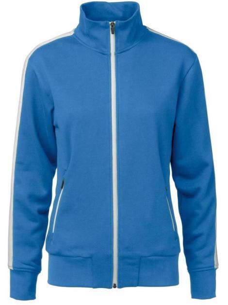Sweter męska bluza damska z pasem kontrastowym