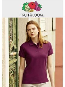 Fruit Lady Fit Premium Polo