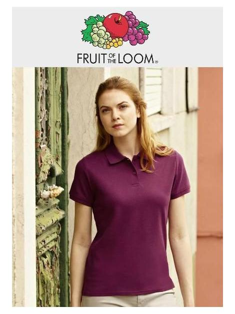 Owoce Lady Fit Premium Polo