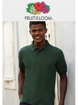 Fruit 65/35 Heavy Polo