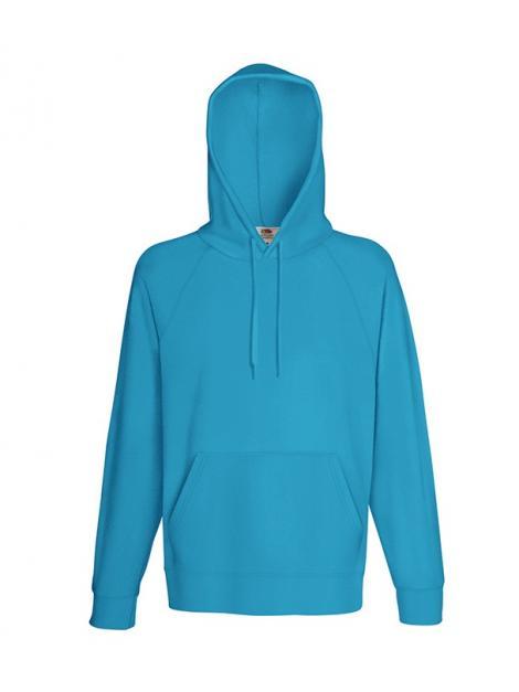 Fruit Lightweight Hooded Sweat Royal Blue przód