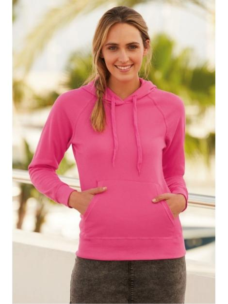 Fruit Lady-Fit Lightweight Hooded Sweat