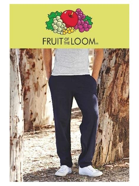 Fruit Open Hem Jog Pants