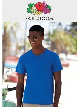 Fruit Valueweight V-Neck Tee