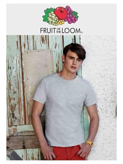 Owoce wyposażone Tee koszulka Valueweight