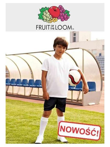 Owoce dzieci wydajność T