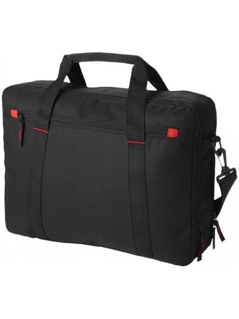 Poszerzona torba Vancouver na laptop 15,4