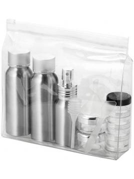 Zestaw butelek aluminiowych do samolotu Frankfurt