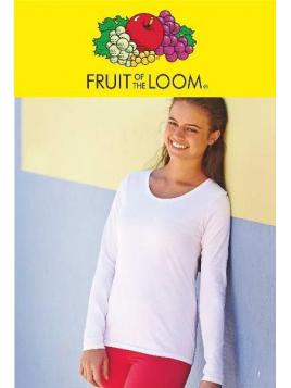 Fruit Lady-Fit Valueweight LS