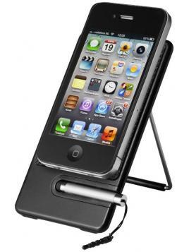 Stojak na telefon komórkowy Felix ze stylusem