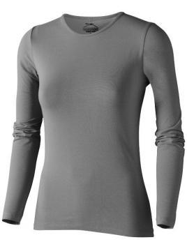Damska koszulka z długim rękawem Curve