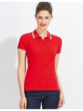 Koszulka damska polo Shirt Pasadena