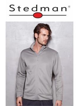 Bluza rozpinana z kapturem męska