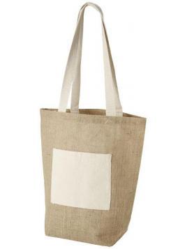 Jutowa torba na zakupy Calcutta