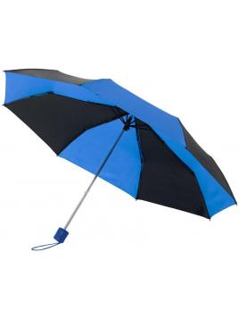 """Dwukolorowy, 3-częściowy parasol Spark o średnicy 21"""""""