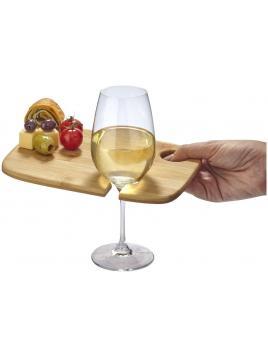 Tacka na przekąski i wino Miller