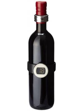 2-elementowy zestaw do wina z cyfrowym termometrem Barlot