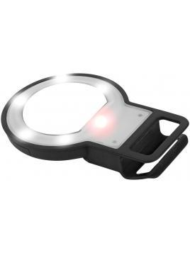 Lusterko LED selfie